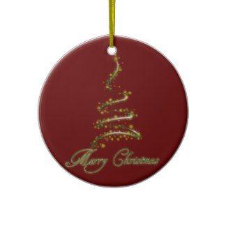 Merry Christmas Christmas Ornament