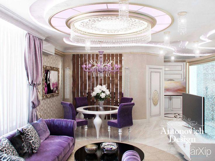 Добро пожаловать на праздник роскоши от Antonovich Design: зd визуализация, интерьер #3dvisualization #interior arXip.com