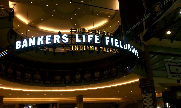 Bankers Life Fieldhouse Indianapolis, IN