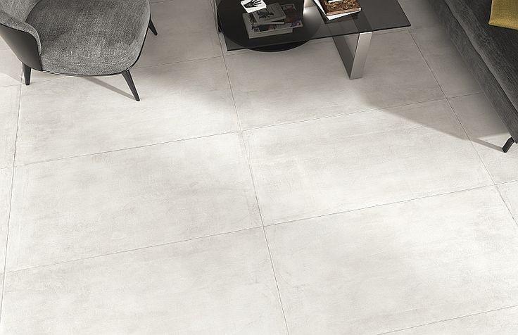 Lust auf einen außergewöhnlichen Boden ? Nizza in der Farbe Bianco - einfach zum Verlieben. Jetzt bei Ceratrends im Fliesen-Online-Shop!
