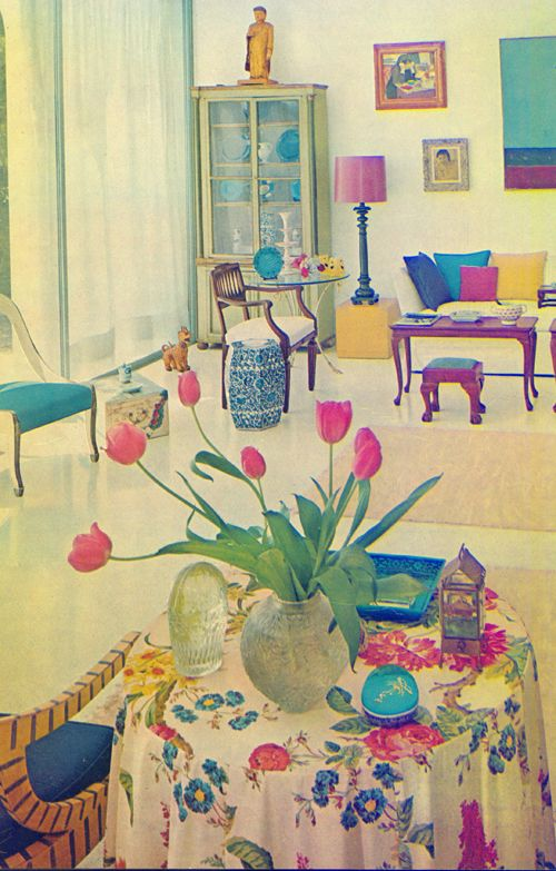 From House Gardens Complete Guide To Interior Decoration Seventh Edition By The Editors