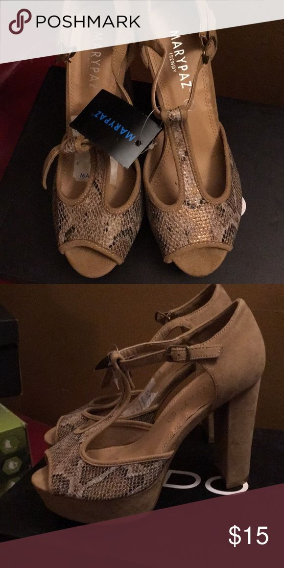 3fceda75c0a Shoes Mary Paz Mary Paz Shoes Heels | My Posh Closet in 2019 | Shoes, Shoe  boutique, Shoes heels