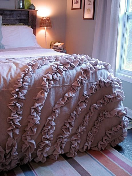 Introductions: The Ruffle Duvet