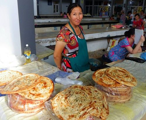 Paradir Bread, Karakakpakstan   Far Flung Places