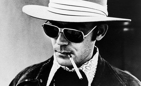 Hunter S Thompson - King of the Gonzo Writers