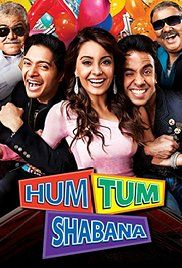 Watch Online Full Movie Hum Tum Shabana. Two colleagues, who woo the same woman, are abducted by her gangster uncle.