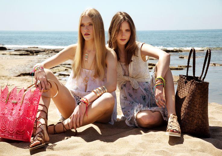lace bag_ beach look shop the look @ www.fullahsugah.gr/