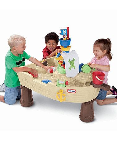 Look what I found on #zulily! Deluxe Anchors Away Pirate Ship #zulilyfinds