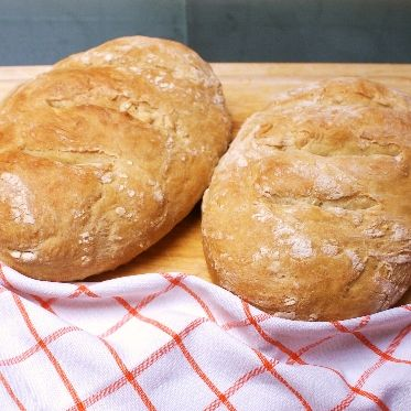 knuspriges Dinkelbrot Rezept | Küchengötter