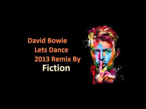 David Bowie - Let's Dance (Remixed By InFiction)