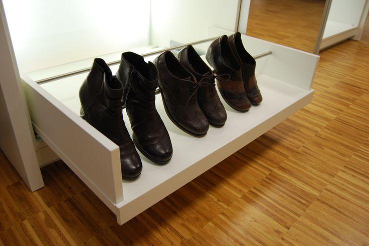 m s de 1000 ideas sobre schuhaufbewahrung en pinterest. Black Bedroom Furniture Sets. Home Design Ideas