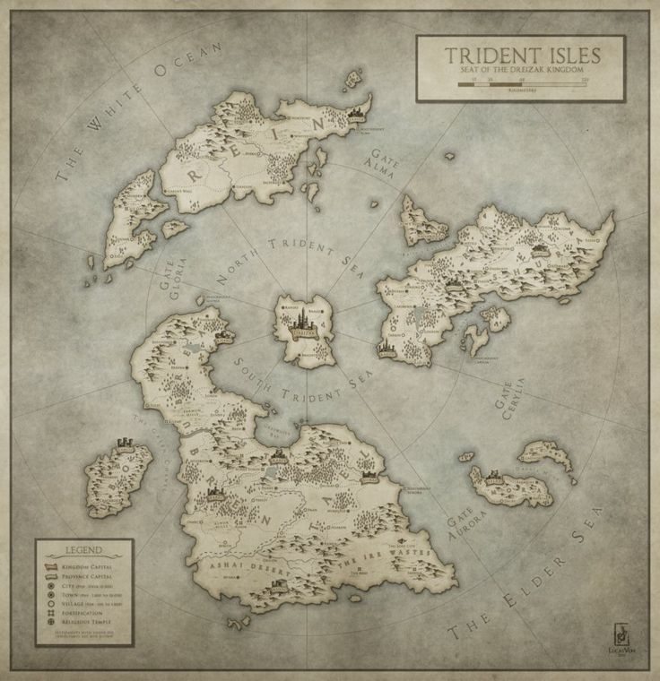 Map Of Attack On Titan World - Maps For You