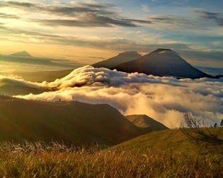 Melepas Jenuh di Puncak Gunung Prau – Wonosobo