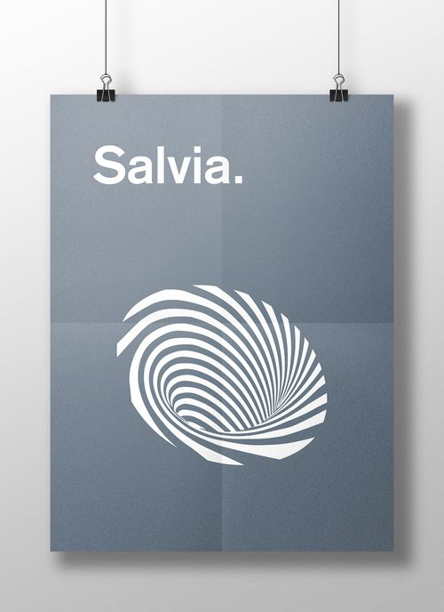 Striking, Minimalist Posters Illustrate The Effects Of Drugs On Your Brain - DesignTAXI.com