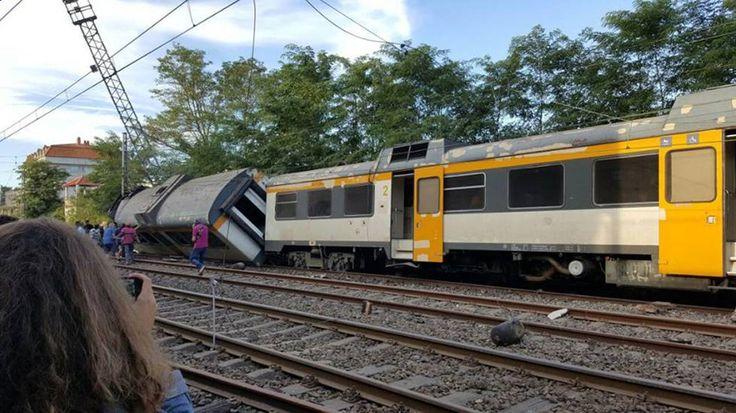 Un accidente de tren en O Porriño (Pontevedra) provoca cuatro muertos | España…