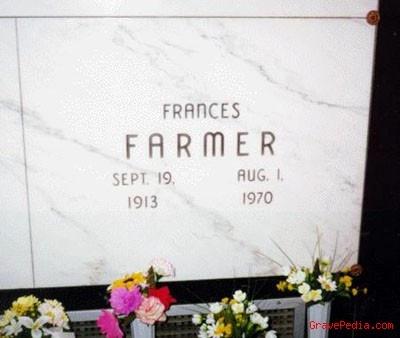 frances farmer biography | frances heenan peaches browning frances bavier fannie farmer frances ...