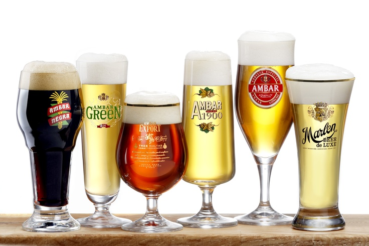 Elaboramos 13 variedades de cerveza