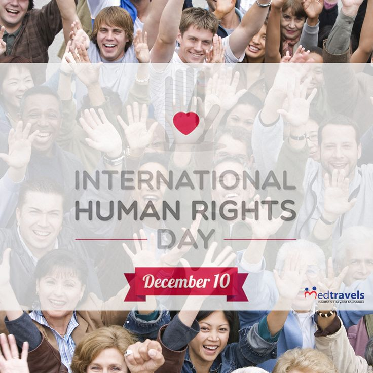 Human Rights Day is observed every year on 10th of December to promote the awareness about human rights among the people all around the world. Let's come together and create awareness of rights of every human being. #HumanRightsAwareness #WorldHumanRightsDay2016 #goodPeople #Awareness #Helpeachother #itsyourright #standup #bekind #makeadifference #support #life #everyonecounts #MedTravels