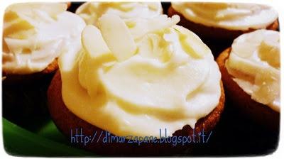 Cupcakes alle mandorle