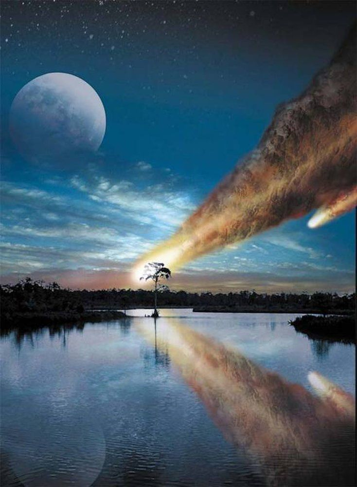 Live Science counts down the 10 biggest impact craters known today.