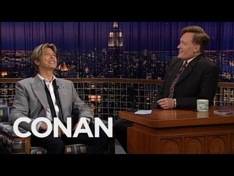 How late-night hosts paid tribute to the late icon David Bowie.