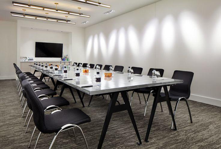 W Las Vegas | NV 89109 - Meeting Set Up workroom