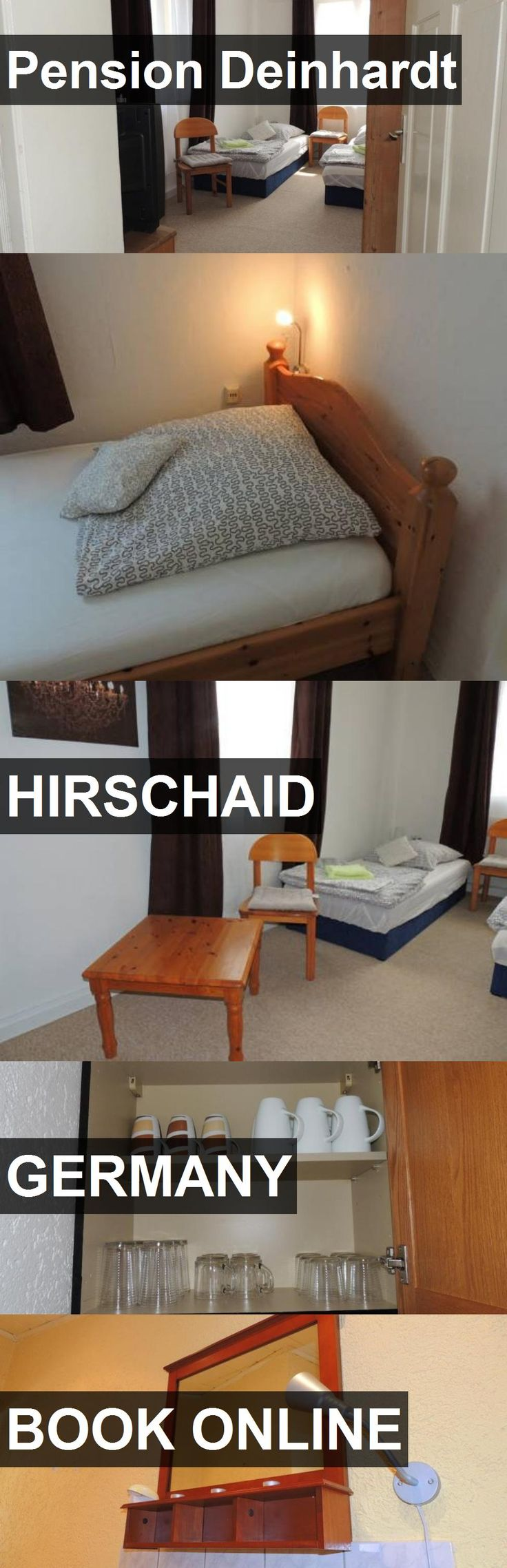 Hotel Pension Deinhardt in Hirschaid, Germany. For more information, photos, reviews and best prices please follow the link. #Germany #Hirschaid #hotel #travel #vacation