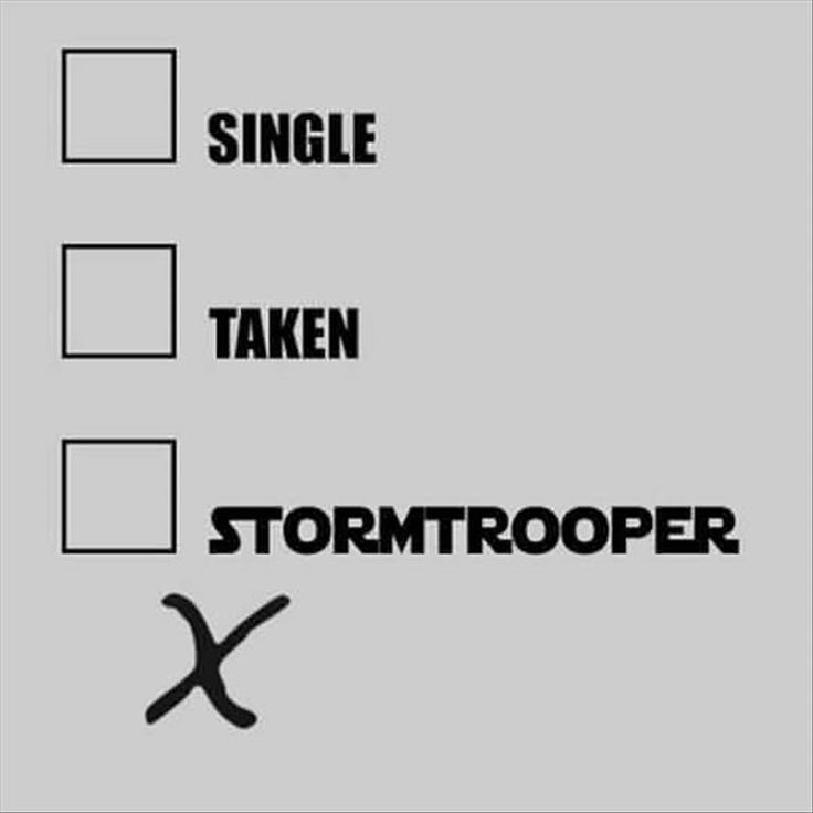 This is funny in multiple ways..... <<< I'm dying, literally. Best stormtrooper meme ever. ✌️#StarWars #Inagalaxyfarfaraway