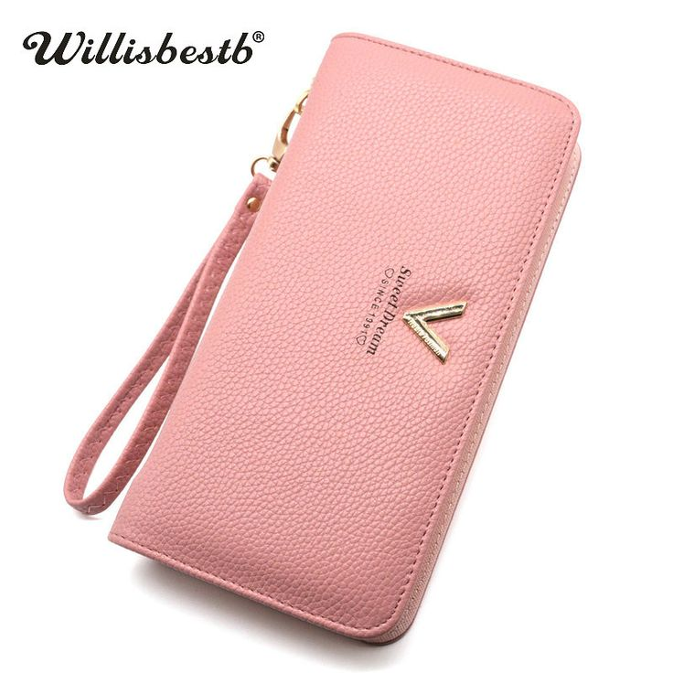 Cheap portefeuille femme, Buy Quality portefeuille femme brand directly from China card holder clutch Suppliers: New Luxury Ladies Purses Female Brand Wallets Women Long Zipper Purse Woman Wallet Leather Card Holder Clutch Portefeuille femme women wallet, women wallet small, women wallet organizers, women wallet pattern, women wallet cute, women wallets and purses, women wallets #wallet #wallets #purse