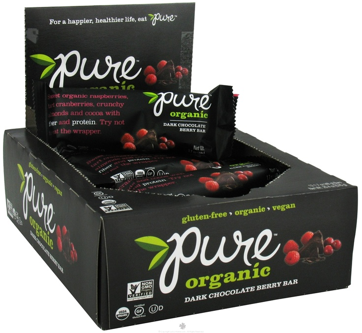 Buy PureBar - Pure Organic Bar Cherry Cashew - 1.7 oz. at LuckyVitamin.com