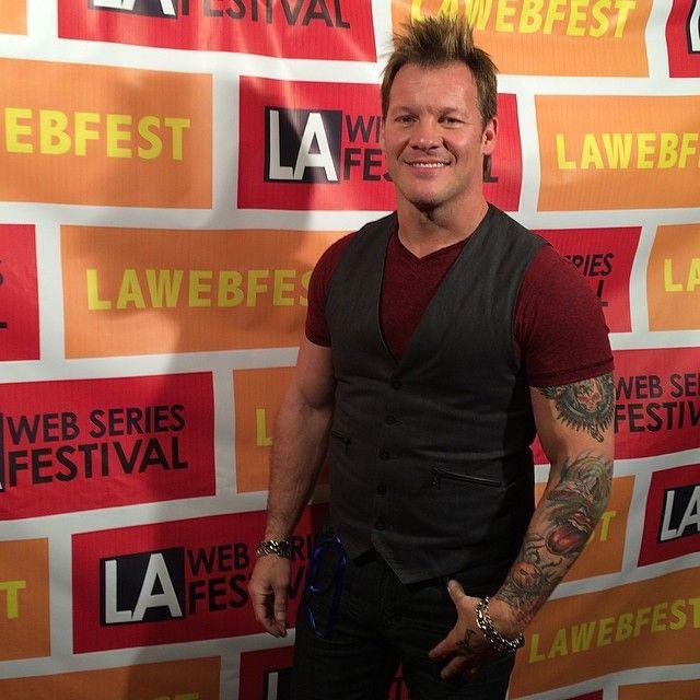 Standing ovation e nuovi tatuaggi per Chris Jericho