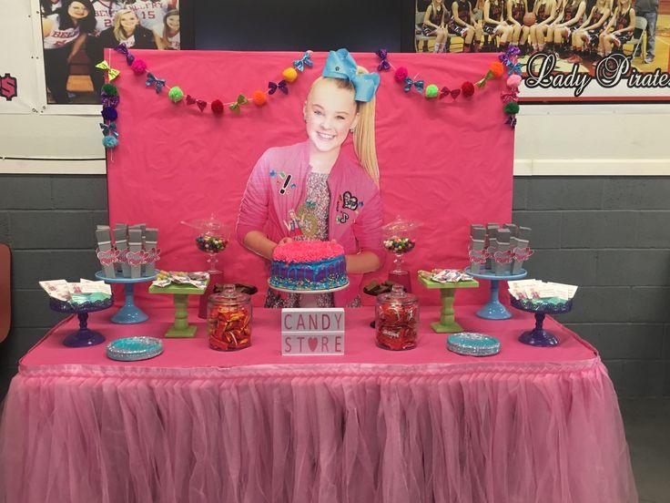 Jo Jo Siwa Dessert Table Party Ideas In 2019 Jojo Siwa