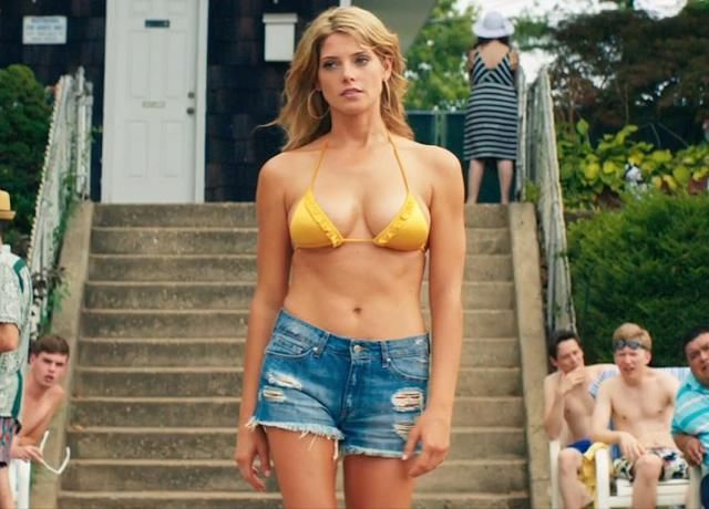 Ashley Greene Is Looking HOT Rocking A Tiny Bikini In ...