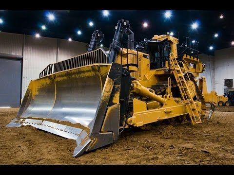The Biggest Equipment in the world
