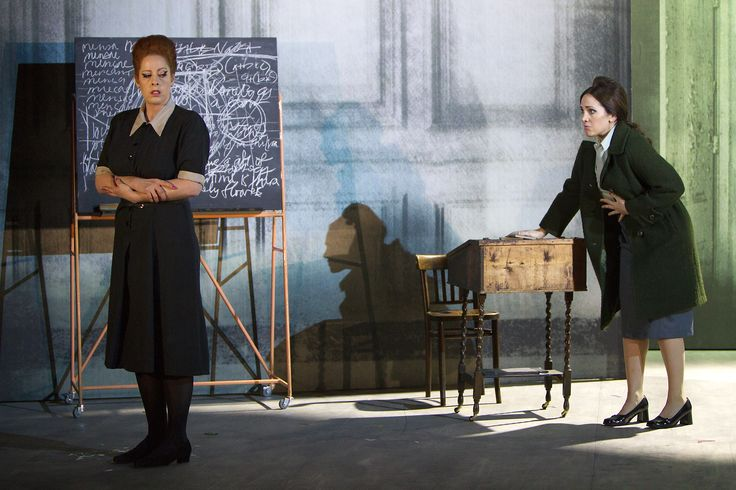 The Turn of the Screw - Giselle Allen (Miss Jessel), Fiona Murphy (The Governess) - #TurnOfTheScrew