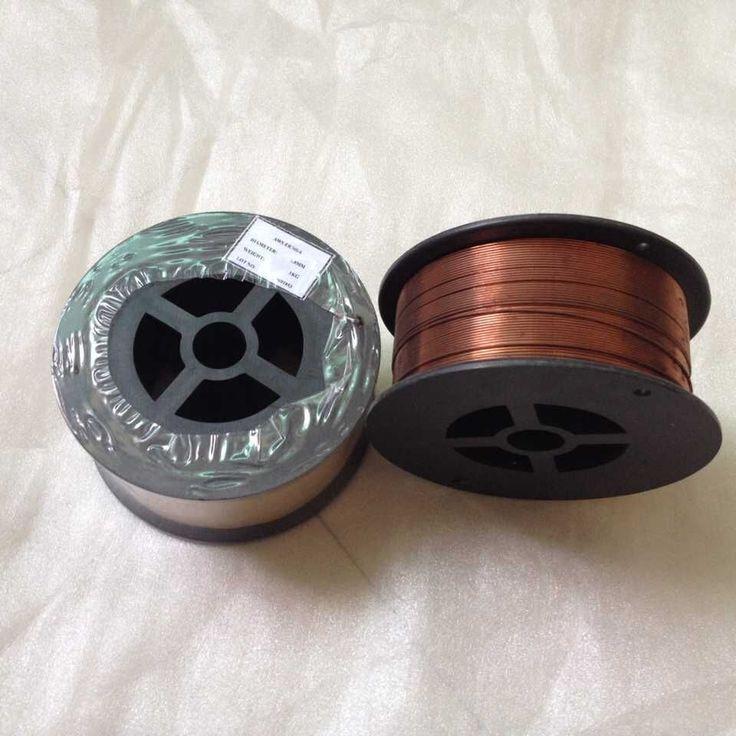 $23.69 (Buy here: https://alitems.com/g/1e8d114494ebda23ff8b16525dc3e8/?i=5&ulp=https%3A%2F%2Fwww.aliexpress.com%2Fitem%2FTop-qualiity-AWS-A-5-18-ER70s-6-Mig-Mag-Co2-welding-wire-solda-mig-0%2F32656896593.html ) Top qualiity AWS A-5.18 ER70s-6 Mig Mag Co2 welding wire solda mig 0.8mm  Torch, Welding Gun wire 1 kgs Spool for just $23.69