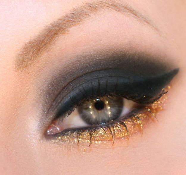 Волшебный макияж Смоки Айс  ::: onelady.ru ::: #makeup #eyes #eyemakeup