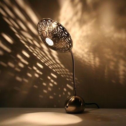 steamer lamp