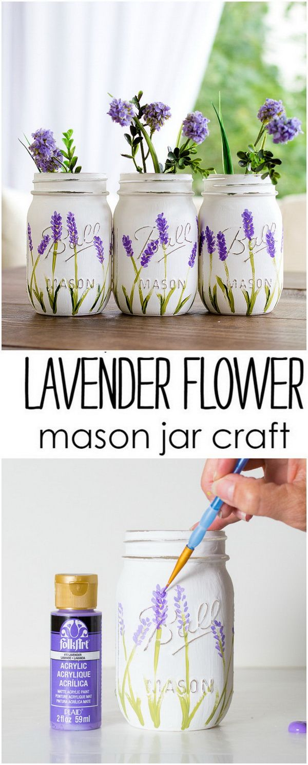 40 Creative DIY Mason Jar Projects with