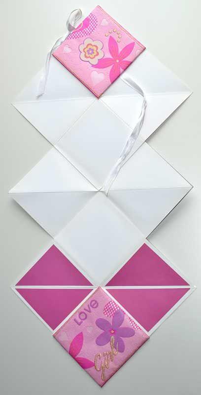 Die besten 25+ Kartonage Ideen auf Pinterest Verpackungsdesign - bonboniere selber machen anleitung