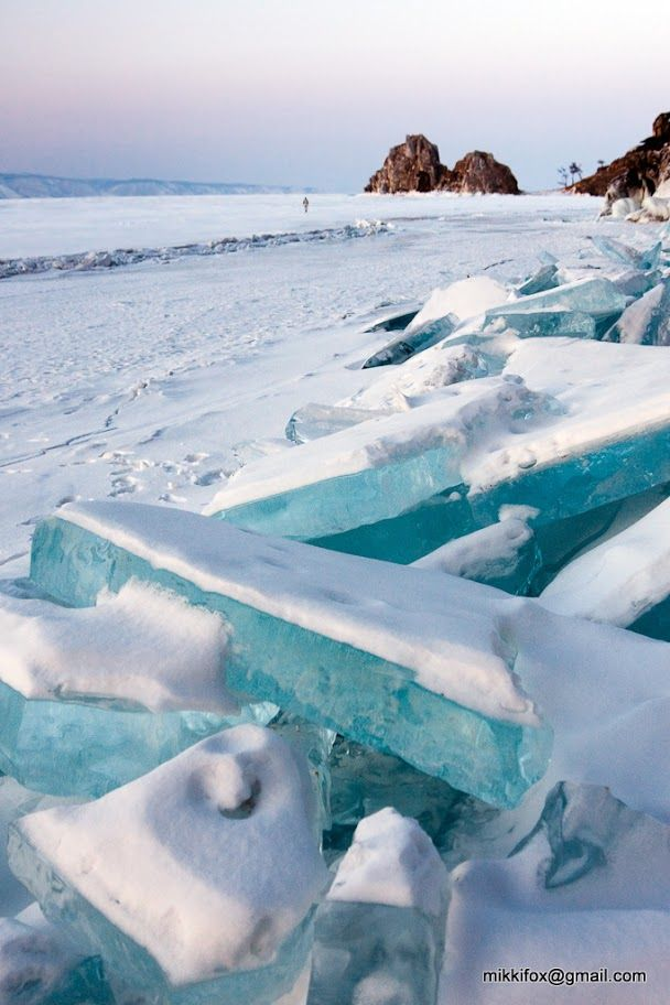 Lake Baikal, located in the southern part of eastern Siberia in Russia, is an incredible natural wonder of the world that one can only hope to visit at least once in their lifetime. It's not just the oldest freshwater lake on Earth, at 20 to 25 million years old, it's also one of the largest and deepest, holding an astounding one-fifth of the world's freshwater.
