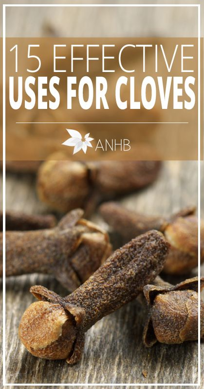 15 Effective Uses for Cloves - All Natural Home and Beauty