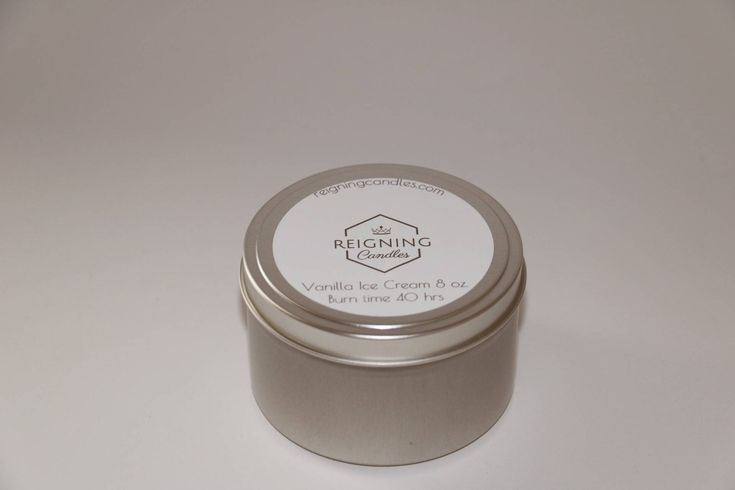 Reigning Candles is a candle shop selling 100% soy wax candles made by a husband and wife duo!