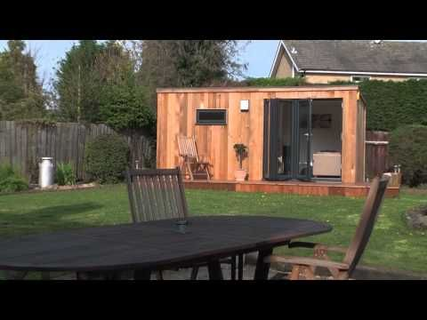 An Oeco Garden Office Offers Superior Build Quality & Space
