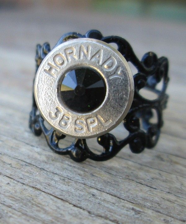 GWG Summer Bullet Ring - Black  http://www.gwgclothing.com/shooting-accessories/summer-bullet-ring-1096.html