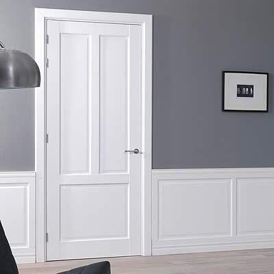 17 beste idee n over muur lambrisering op pinterest wand bekleding geschilderde lambrisering for Schilderen voor gang d