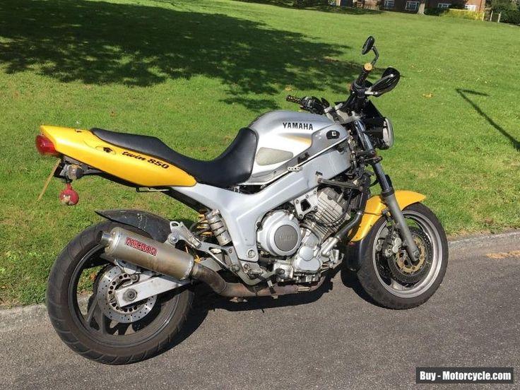 Yamaha TDM 850 1996 #yamaha #tdm #forsale #unitedkingdom