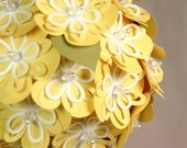 Love for gift wrapping!: Google Image, Cards Ideas, Crafts Ideas, Flowers Paper, Paper Flowers, Scrapbook Paper, Large Flowers, Paper Topiaries, Paper Crafts