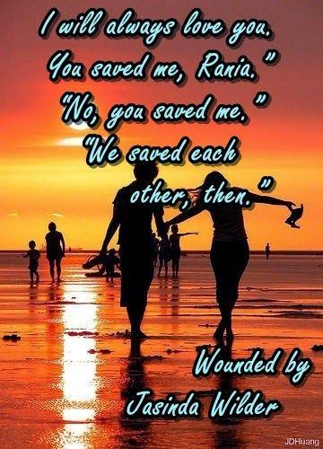 Wounded by Jasinda Wilder | Carti Cu Colti