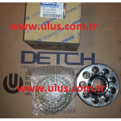 708-2G-04141/Komatsu-DETCH BLOCK ASSY PC300-7